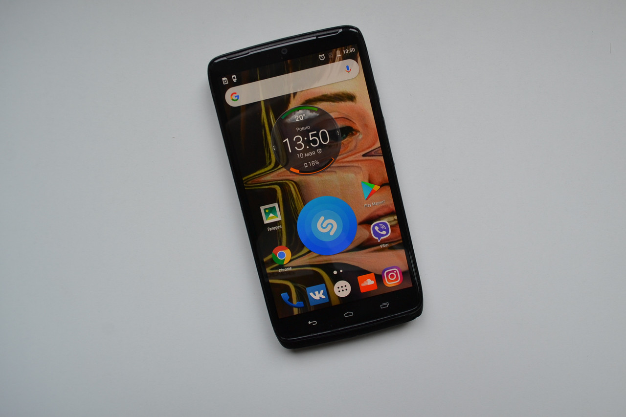 Motorola Droid Turbo Black Nylon 64Gb Оригинал!