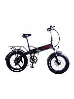 "Электровелосипед E-1913WS фэтбайк 20"" 350W, 48V, ВЕЛОЖУК"
