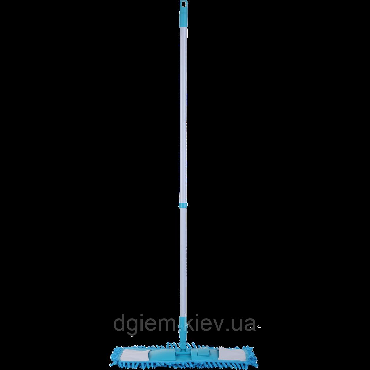 Швабра плоская телескопическая