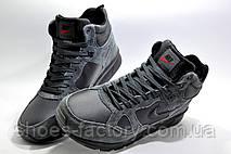 Теплые кроссовки в стиле Nike Air Span 2 Winter, на меху, фото 2
