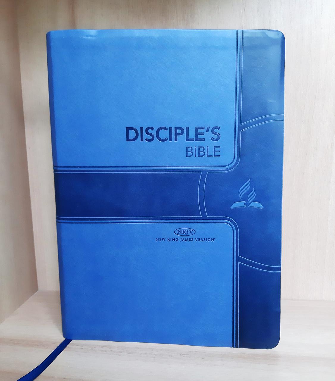 Disciple's Bible (Біблія навчальна англійською мовою)
