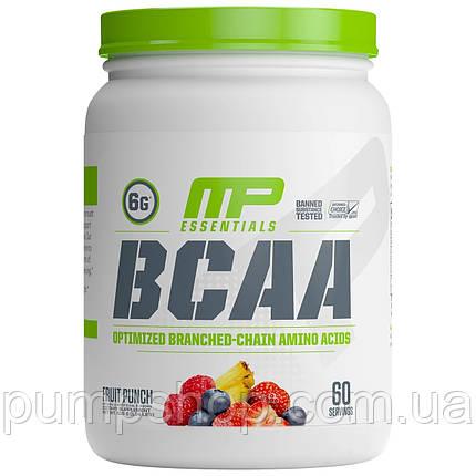 Аминокислоты БЦАА MusclePharm BCAA Essentials Powder 60 порц., фото 2