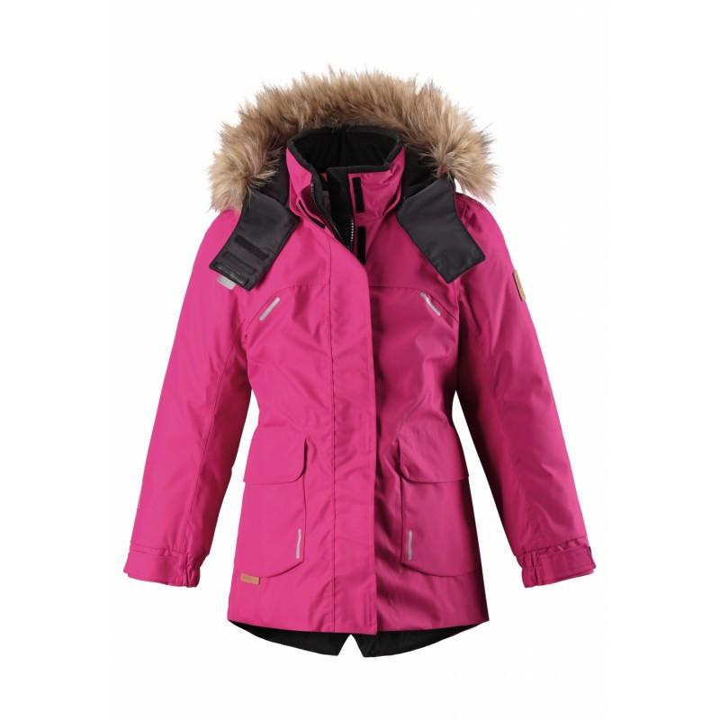 Зимняя куртка для девочек Reimatec Sisarus 531376-3600. Размеры 122 - 164. 104