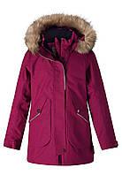 Зимняя куртка для девочек Reimatec Inari 531372-3690. Размеры 104-164. 110