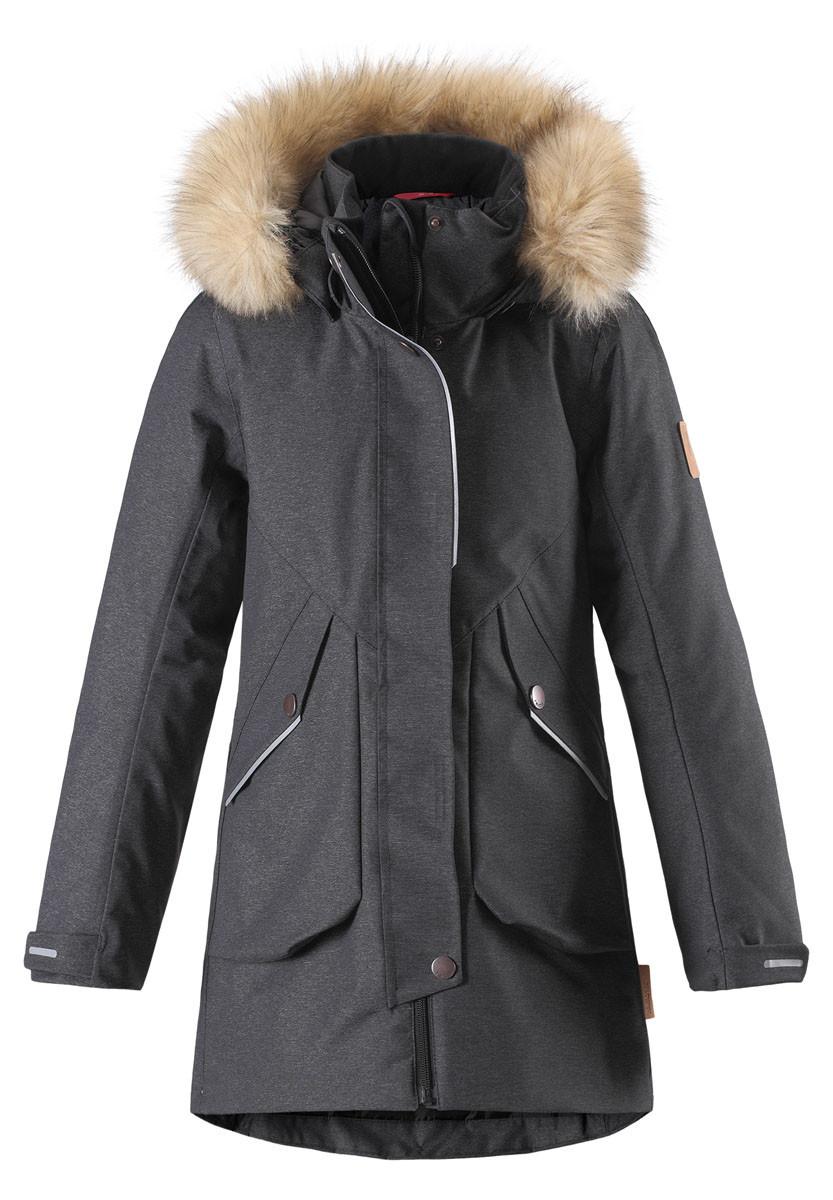 Зимняя куртка для девочек Reimatec Inari 531372-9510. Размеры 146-164. 146
