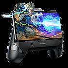 Охлаждающий держатель-джойстик для телефона Baseus Cool Play Games Black. Охлаждающая подставка для смартфона, фото 2