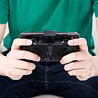 Охлаждающий держатель-джойстик для телефона Baseus Cool Play Games Black. Охлаждающая подставка для смартфона, фото 8