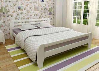 Деревянная кровать Милан сосна 160х200