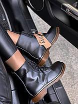 """Ботинки Dr.Martens """"Black"""" (Черные), фото 2"""