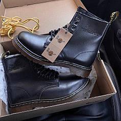 """Ботинки Dr.Martens """"Black"""" (Черные)"""