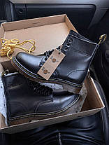 """Ботинки Dr.Martens """"Black"""" (Черные), фото 3"""