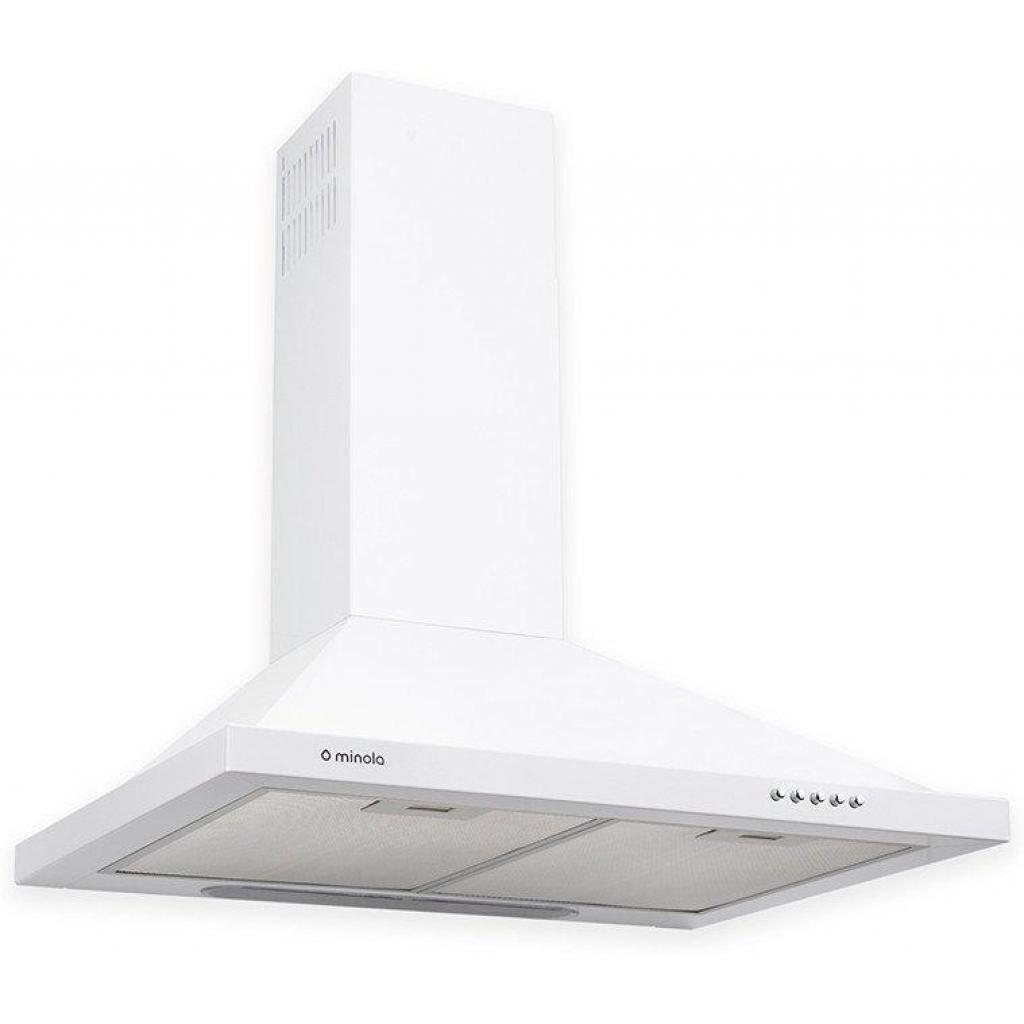 Вытяжка кухонная MINOLA HK 5210 WH 650