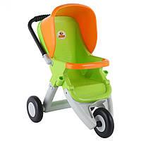Игрушка коляска для детей прогулочная 3-х колёсная, Полесье (48127-2)