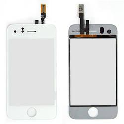 Сенсорный экран (touchscreen, тачскрин) для iPhone 3G, белый, оригинал