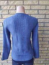Свитер, кофта женская  шерстяная брендовая высокого качества  DKNJ, Турция, фото 2