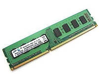 Память Samsung DDR3 2GB PC3-8500U (1066Mhz) (M378B5673FH0-CF8)(8x2), б/у