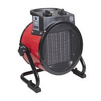 Напольный керамический обогреватель 3.3кВт 220В воздуходувка с термостатом Equation(Гарантия 2 года)