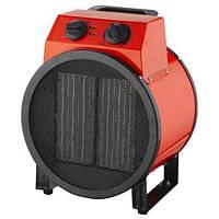 Керамический обогреватель 5кВт 380В воздуходувка с термостатом Equation (Гарантия 2 года)