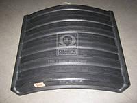 Локер Крыло грузовое, полукрылок 1/3, рифленое (шир 650) КамАЗ, Евро, Полуприцепы. Локеры