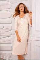 Сорочка Coemi -  151 C603 (женская одежда для сна, дома и отдыха, элитная домашняя одежда, пижама)