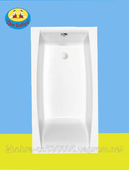 Ванна Акриловая Прямоугольная Virgo | 150x75, 160x75, 170x75, 180x80 см. Cersanit