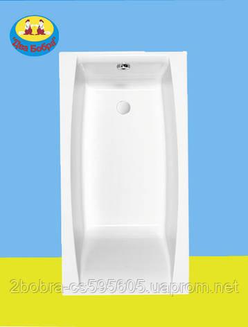 Ванна Акриловая Прямоугольная Virgo | 150x75, 160x75, 170x75, 180x80 см. Cersanit, фото 2
