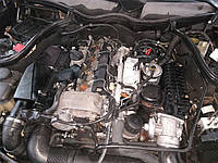 Двигатель мерседес ОМ611 2.2cdi спринтер вито 380000 км пробега, разборка Мерседес