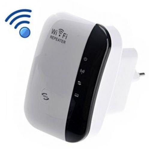 Беспроводной Wi-Fi репитер расширитель диапазона Wi-Fi сети