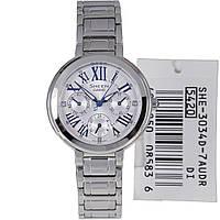 Женские часы CASIO Sheen SHE-3034D-7AUER оригинал
