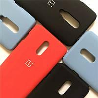 Силиконовый чехол OnePlus 5T/6/6T/7/Pro (Silicone case) Оригинальный