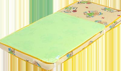 """Непромокаємий пелюшка-наматрацник """"2в1"""" Classic, 60х80 см, Зелений"""