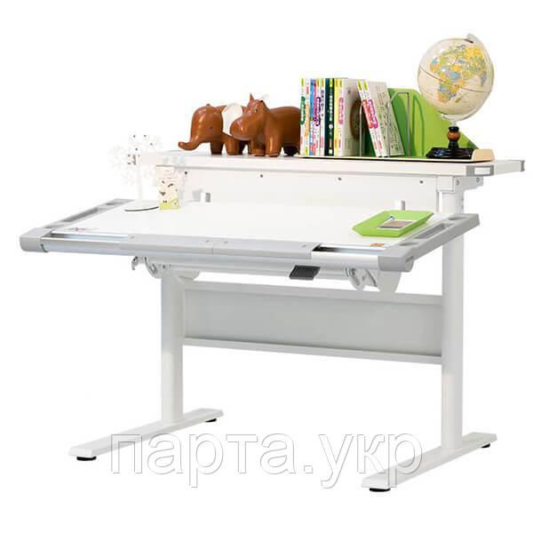 Детский стол M-17, белый