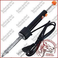 Оловоотсос электрический ZD-210, 40W, паяльник с оловоотсосом