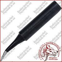 Жало к паяльнику HandsKit 900M-IS (0,2мм) чёрное, в блистере (13-0541-4)