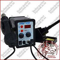 Паяльная станция цифровая с феном HandsKit 878D, 700W, 100-450*C