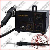 Паяльная станция цифровая с феном и паяльником HandsKit 852 700W, 100-500*C