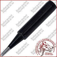 Жало к паяльнику YIHUA Black tips-T-B, чёрное (13-0546-4)