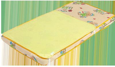 """Непромокаемая пеленка-наматрасник """"2в1"""" Classic ТМ Эко-Пупс, 60х80 см  1, Желтый"""