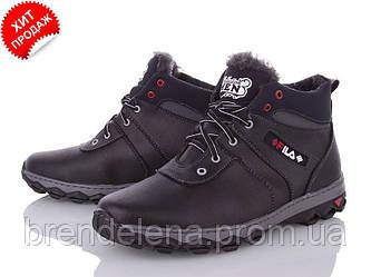 Чоловічі зимові черевики р41 (код 1112-00)