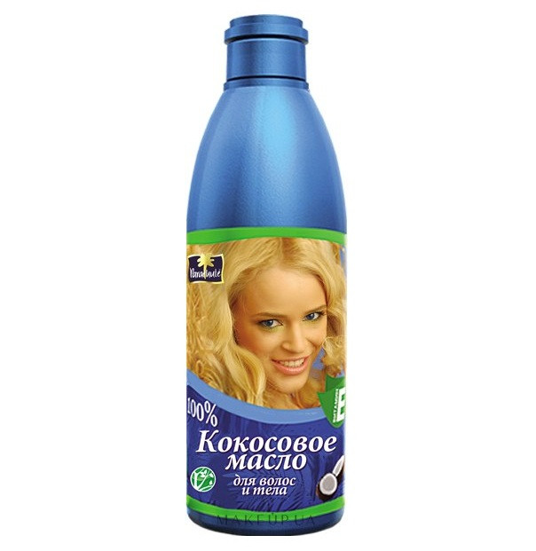 Кокосовое масло натуральное ТМ «Parachute» 200 мл