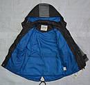 Детская демисезонная куртка для мальчика Nineset серая (Grace, Венгрия), фото 4