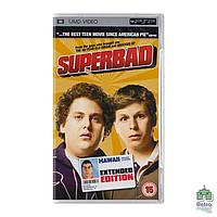 Фильм Superbad PSP Б/У (Только диск)