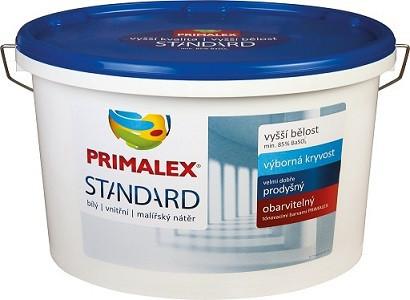 Краска интерьерная Primalex Standard 4kg