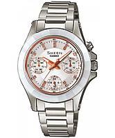 Женские часы CASIO Sheen SHE-3503SG-7AER оригинал