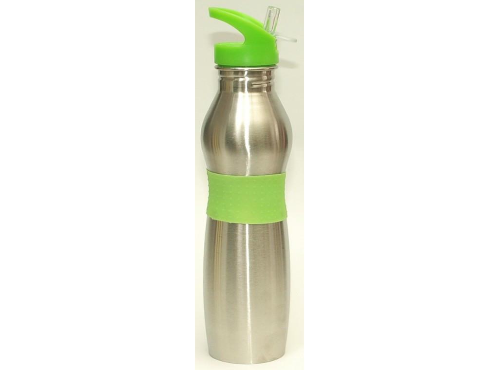 Бутылочка с поилкой 500 мл T40-2, спортивная бутылка для воды, дорожная поилка бутылочка, термос с поилкой