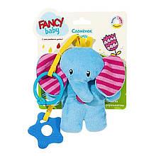 Розвиваюча іграшка-підвіска Fancy Baby слоненя Тімі (SLON0)