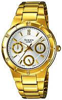 Женские часы CASIO Sheen SHE-3800GD-7AEF оригинал