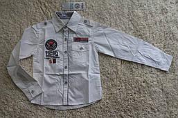Рубашка для мальчиков 4 года