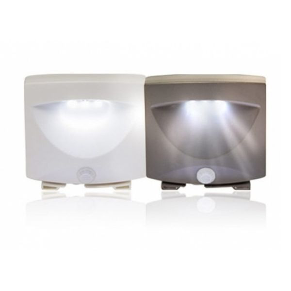 Универсальная подсветка Mighty Ligth, LED-подсветка, светильник с датчиком движения, светодиодный светильник
