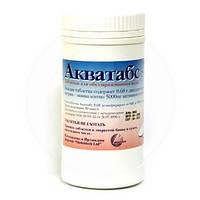 Акватабс-8,68 обеззараживание воды